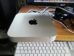 Mac mini の写真