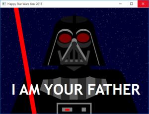 図162 星(I AM YOUR FATHER)