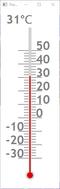 図38 温度計