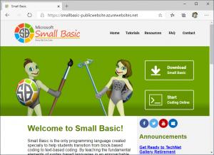 Smallbasicweb